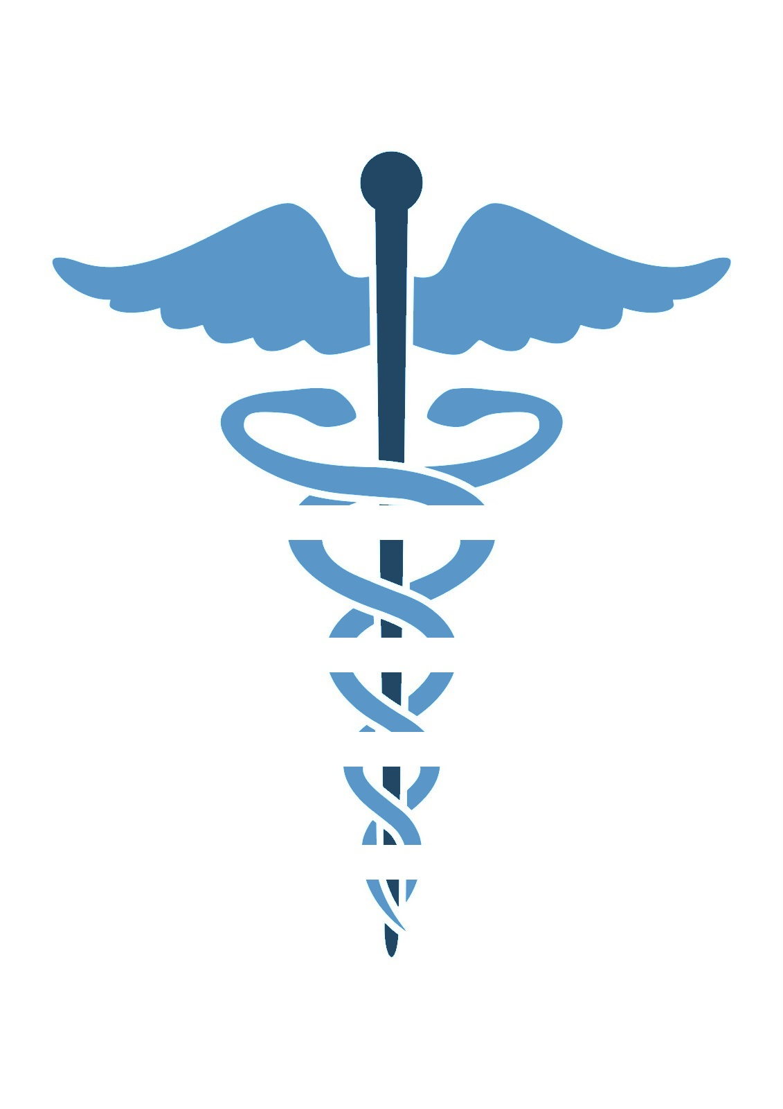 Healthcare Symbol with Gaps